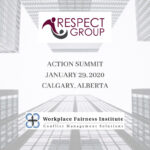Workplace Fairness/Respect Group Conference – Calgary, January 29, 2020