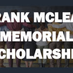 Frank McLean Memorial Scholarship